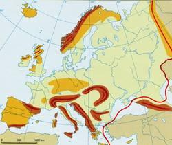 Zu europäische asien grenze Geschichte Europas